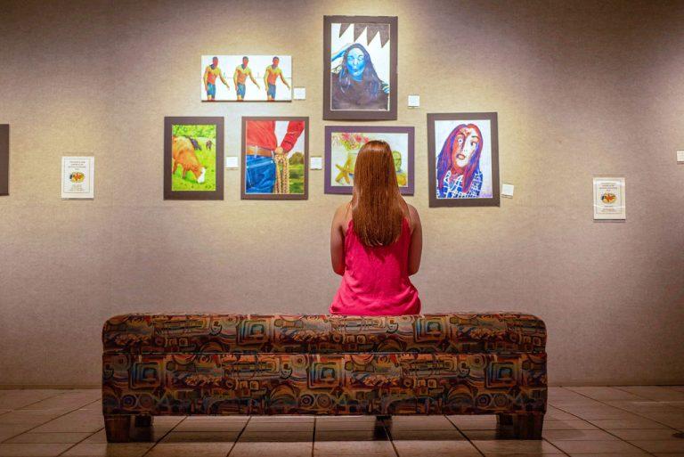 Art Gallery is NOW OPEN!