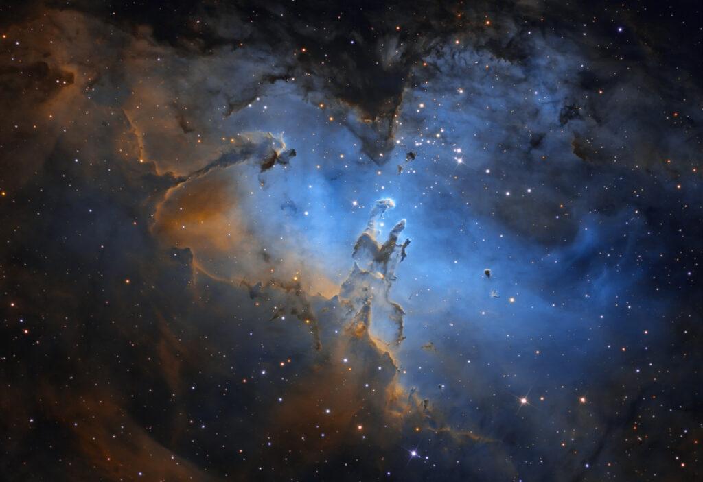 Messier-16-Eagle-Nebula