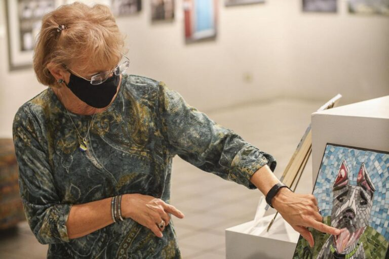 The Facts features new art exhibit, contributing artists