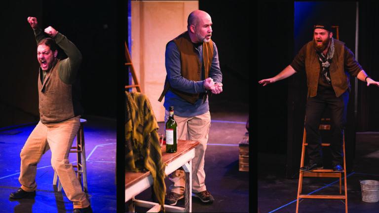 """An Iliad"" opens Friday, March 19, runs through March 28"