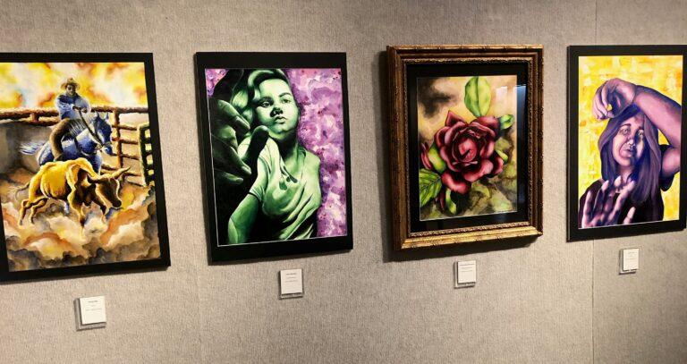 Brazosport Art League hosts two-week Senior Scholarship Exhibit
