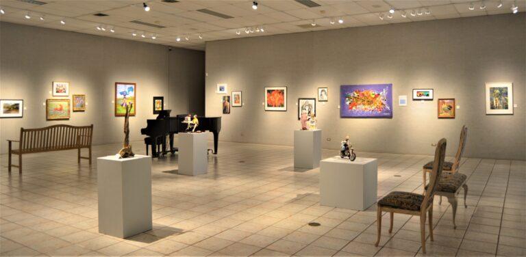 Brazosport Art League Hosts People's Choice Exhibit