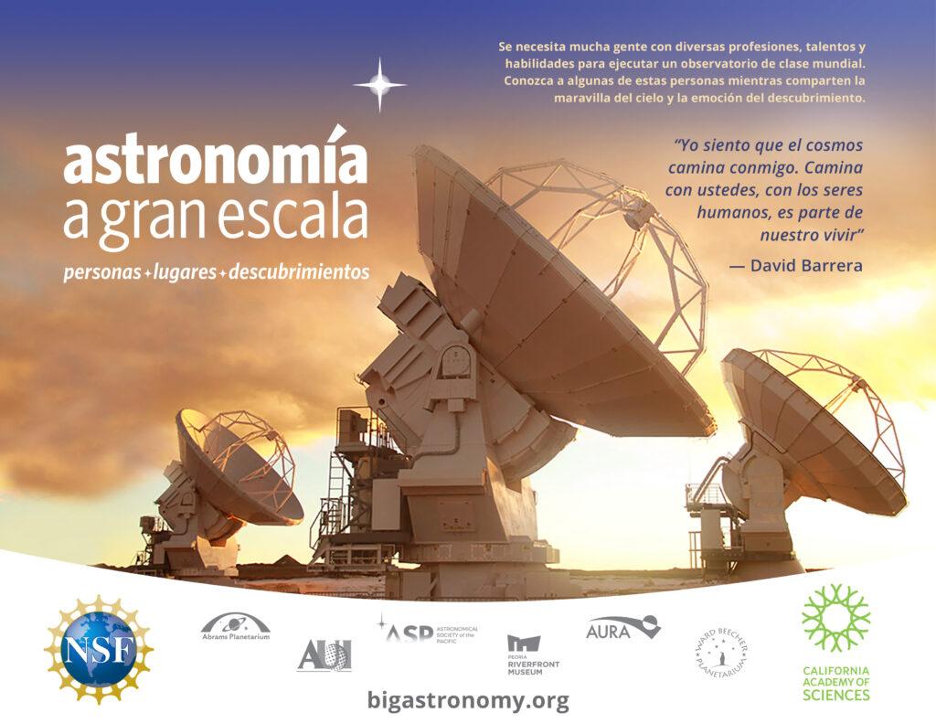 Gran Astronomia – En Espanol son los Jueves