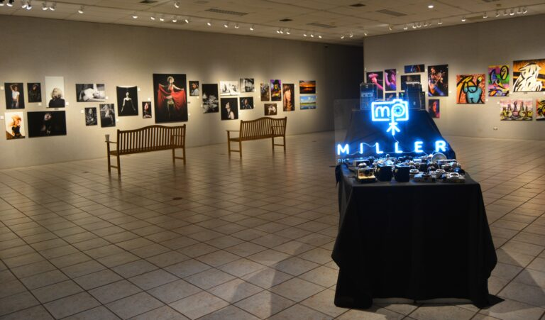 "Local Artist Presents ""Humans & Nature"" Exhibit in Brazosport Art League Gallery"