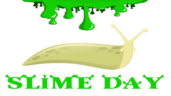 Slime Day Scheduled for Saturday, Oct. 30